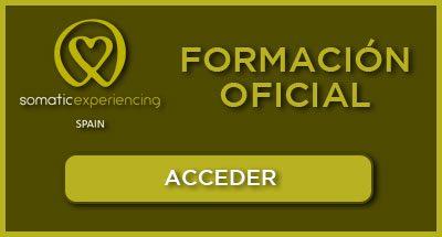 Somatic Experiencing formación banner